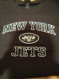 NFL New York Jets Mens Size XLT Tshirt