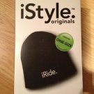 iRide Black Beanie Knit Hat