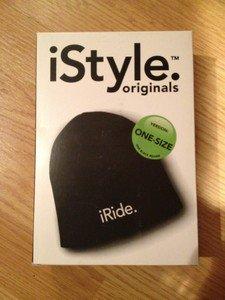 iRide Black Beanie Knit Hat