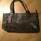 B & G Fashion Designer Handbag  Gray
