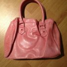 B & G Fashion Designer Handbag  Pink