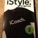 NWT iSTYLE ORIGINAL. iCoach.y apple iPhone Inspired TShirt Mens size: Small