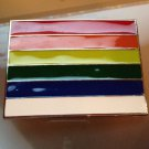 Gay Pride Belt Buckle Rainbow Flag Belt Buckle