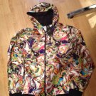 NIKE AIR JORDAN JUMPMAN ZIP FRONT HOODED JACKET EXTREMELY COLORFUL-NWT-XL
