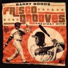 San Francisco Giants Barry Bonds 25 Majestic Black TShirt Large