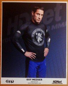 UFC PRIDE FC MMA Guy Mezger 8x10 HD Net promo photo