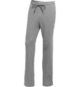 NWT PUMA gray grey fleece pants sweatpants mens XL Reg $45