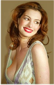SEXY ACTRESS ANNE HATHAWAY hot 4x6 photo 3