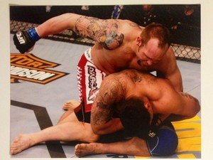 UFC MMA SHANE CARWIN GNPs Mir 8x10 photo