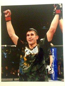 UFC MMA AMIR SADOLLAH 8x10 photo