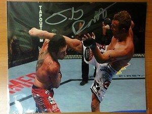UFC WEC MMA JAKE ROSHOLT autographed signed 8x10 photo