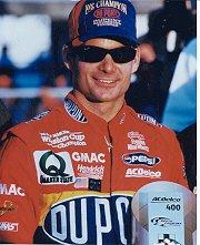 JEFF GORDON NASCAR 8x10 photo