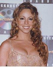 Grammy Award winning singer MARIAH CAREY 8x10 photo