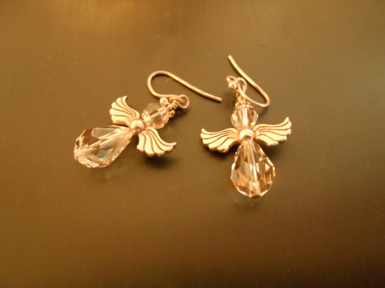 Angel Drop Earrings