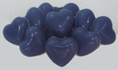 Blueberry Heart Melts