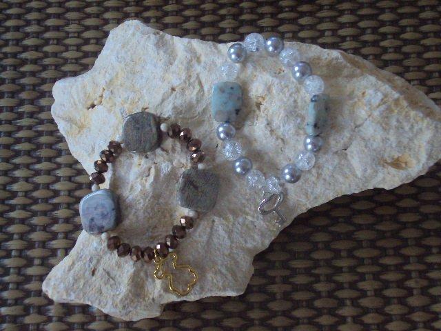 tous charm bracelet & key charm bracelet