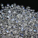 Natural Rainbow Moonstone 2 mm Faceted Round 50 pcs Lot Loose Gemstone