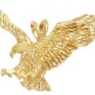 Swooping Eagle Pendant LG-8