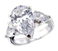 Replica Of Jessica Engagement Ring
