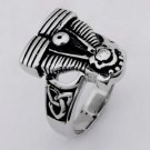 Motorcycle Engine Biker Stainless Steel Ring 892TP