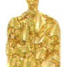 Gold Nugget Pendant NG-19