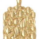 Gold Nugget Pendant NG-3