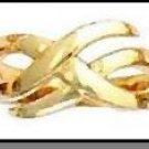 Infinity Design Ring Gold Or Rhodium Layered LN-14