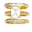 Three Ring Wedding Set  LR-90