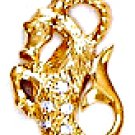 CAPRICORN, December 21 to January Astrology  CZ Pendant CZP-801