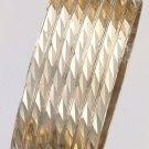 Semanario Set of 7 Bangle Bracelet Gold Or Rhodium BNB-81