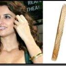 Penelope's Gold Bangle Bracelet  BNB-25