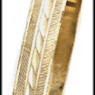 Bangle Bracelet In Gold  Layering  BNB-59