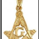 Freemason Symbol Pendant MD-250