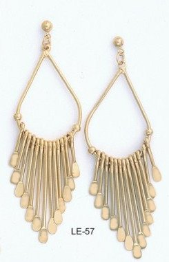 Ultra Chic Dangle Earrings  LE-57