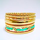 Fashion Hollow out Multi-layer Bangle