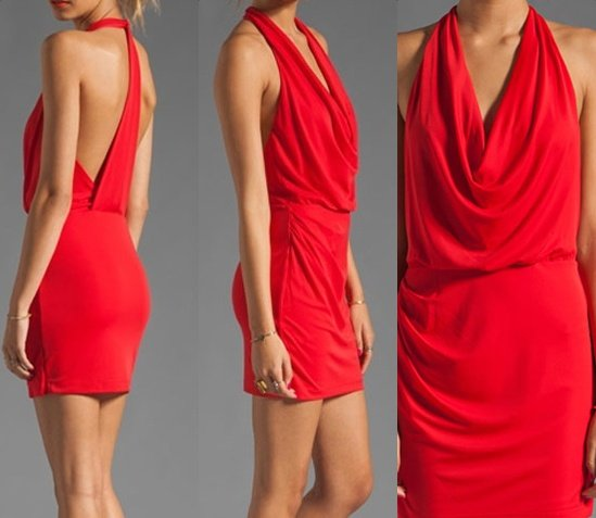 Sexy Prom Dress - 31046D - Red