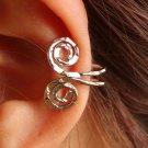 Nose-cuff / Ear-cuff 11010EC - Silver