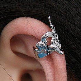 Ear-cuff 11039-EC - Silver