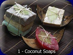 Coconut Soaps