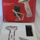 New in Box Coleman Multi-Tool & Emergency Hammer Gift Set