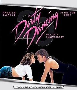 Dirty Dancing (Blu-ray Disc, 20th Anniversay Edition; Sensormatic and...