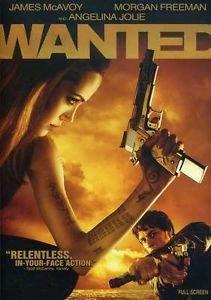 Wanted (DVD, 2008, Full Frame)