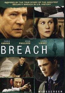 Breach (DVD, 2007, Widescreen)