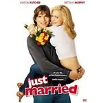 Just Married (DVD, 2009, Wedding Faceplate)