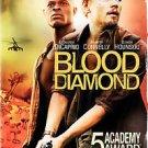 Blood Diamond (DVD, 2007, Full Frame)