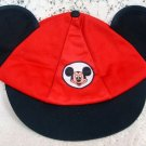 Disney Mickey Mouse Red Hat