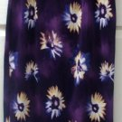 Extact Change Purple Long Floral Womens Ladies Skirt Size M