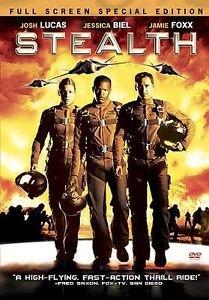 Stealth (DVD, 2005, 2-Disc Set, Full Frame)