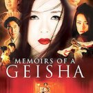 Memoirs of a Geisha (DVD, 2006, 2-Disc Set, Full Frame)