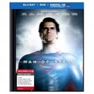 Man of Steel Blu Ray DVD Digital HD Ultraviolet SEALED